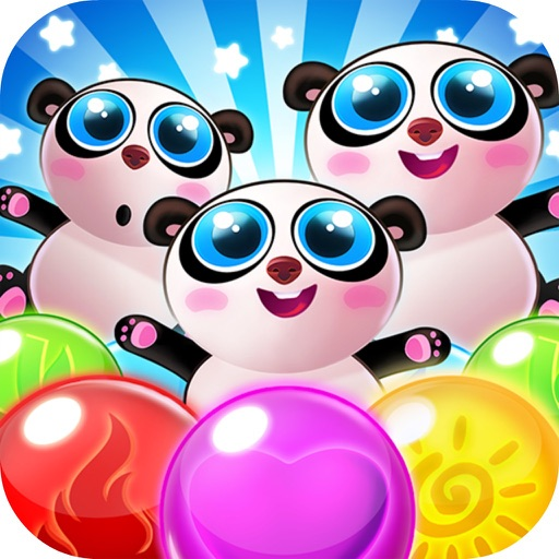 Rescue Baby Panda - Shooting Ball