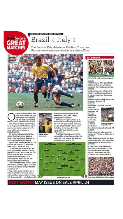 World Soccer Magazine North America screenshot-4