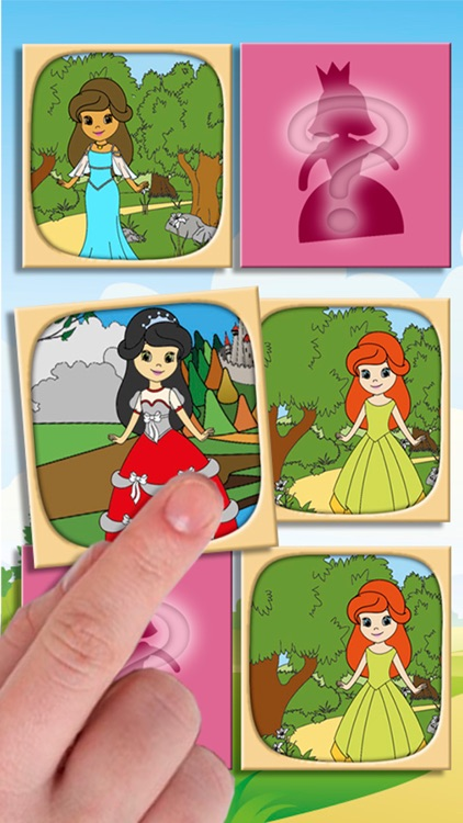 Princesses – Mini games screenshot-0