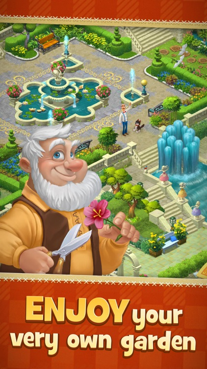 Gardenscapes - New Acres app image