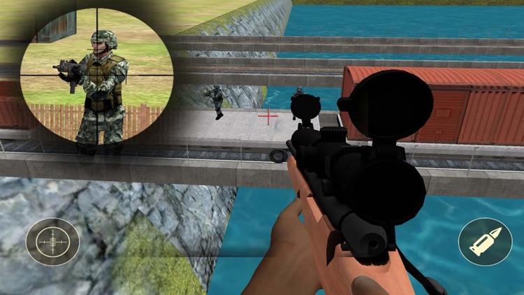 Commando Sniper Train Adventure