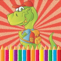 Codes for Little Dinosaur Coloring Pages Kids Painting Game Hack