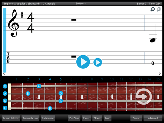 Learn & Practice Bouzouki Music Lessons Exercises screenshot one