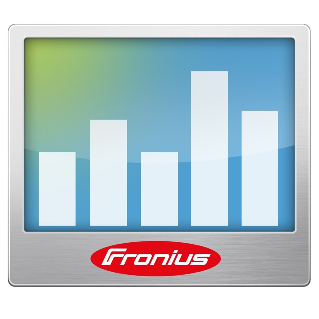 fronius live on the mac app store. Black Bedroom Furniture Sets. Home Design Ideas