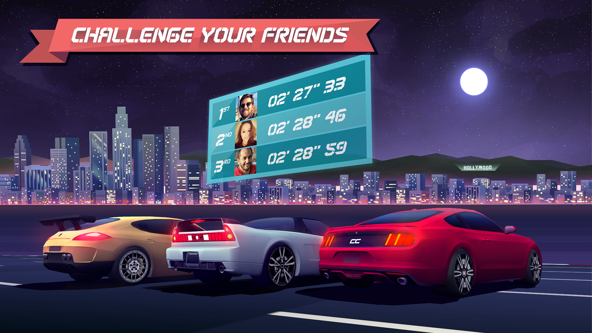Horizon Chase - World Tour screenshot 14