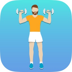 Dumbbell Workout Routine Lite