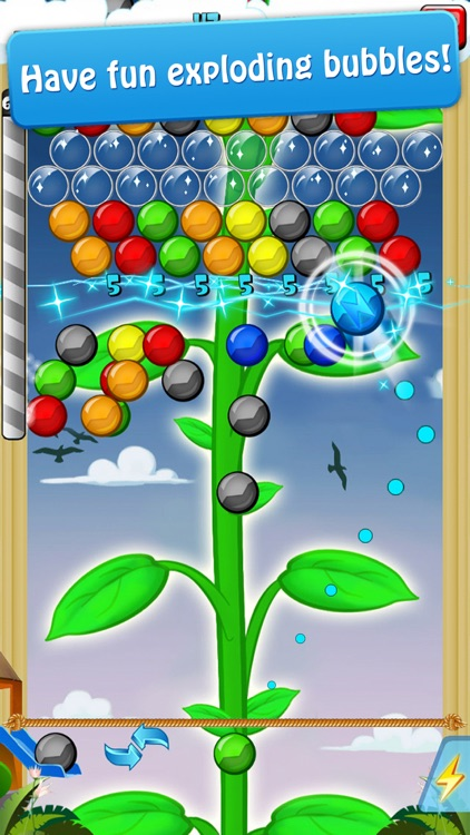 Bubble Shooter 3.0 World screenshot-1