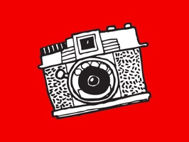 Add some analog fun to your iMessages with this hand-drawn Lomography Diana F+ sticker pack