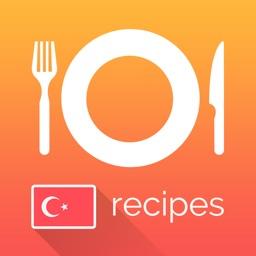 Turkish Recipes: Food recipes, cookbook, meal plan