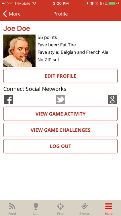 New Belgium Beer Mode screenshot-4