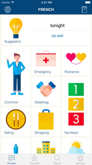 Learn French Phrases & Words on the App Store