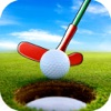Mini Golf Champ - Free Flip Flappy Ball Shot Games