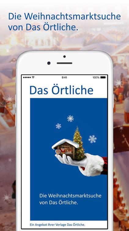 Weihnachtsmarkt-Suche 2017