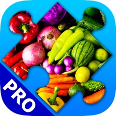 Activities of Food Jigsaw Puzzles for Adults. Premium