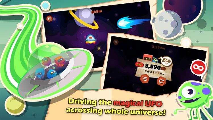 Mr. Q - Magnetic Cube Arcade screenshot-4