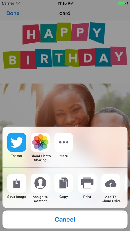 Birthday Cards Maker Pro screenshot-4