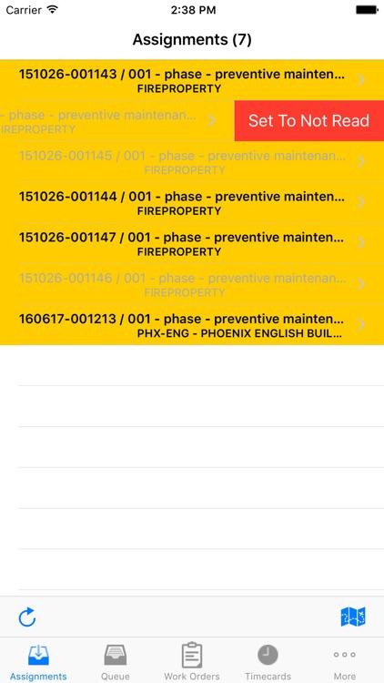 FiRE 9.0 Operations & Maintenance screenshot-3