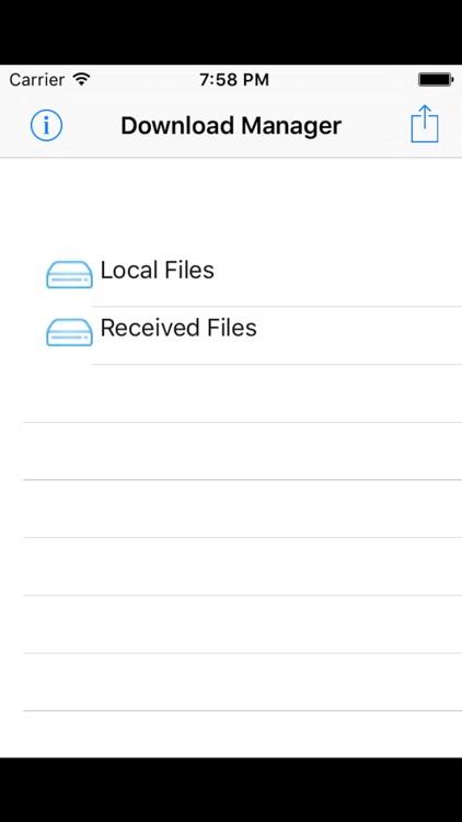 File Manager & Copier