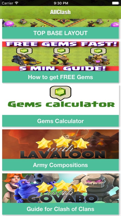 Base Layouts & Guide for CoC Hack Mod APK Get Unlimited