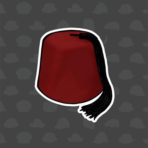 Thinking Caps Stickers