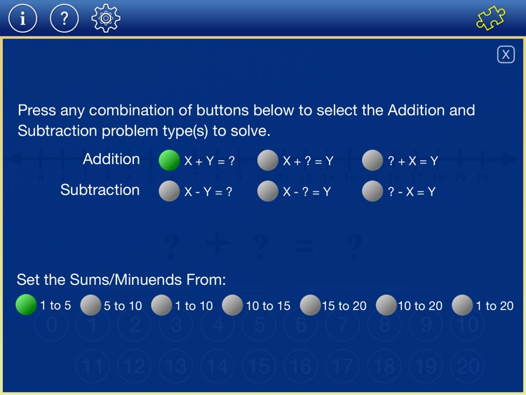 Number Line Math K2 screenshot-4