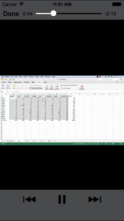 LearnFor Excel2016 screenshot-1
