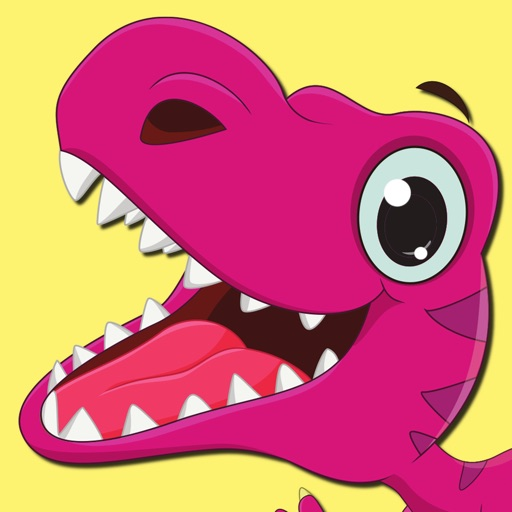Dinosaur Jigsaw Puzzles - Kids Games for Toddlers icon