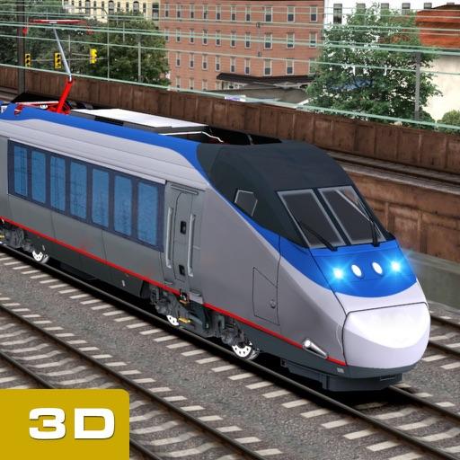 Поезд вождения Simulator 2016