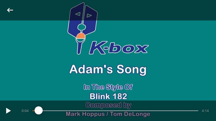 Karaoke K-box screenshot-4