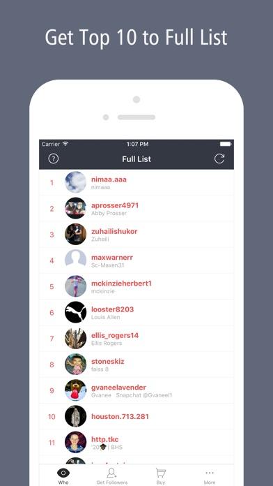 Who Stalks for My Instagram - Super Spy Pro app image