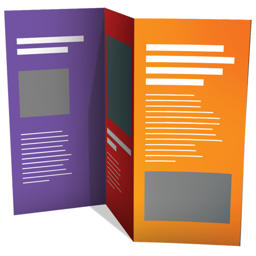 Brochureware for Pages for Mac