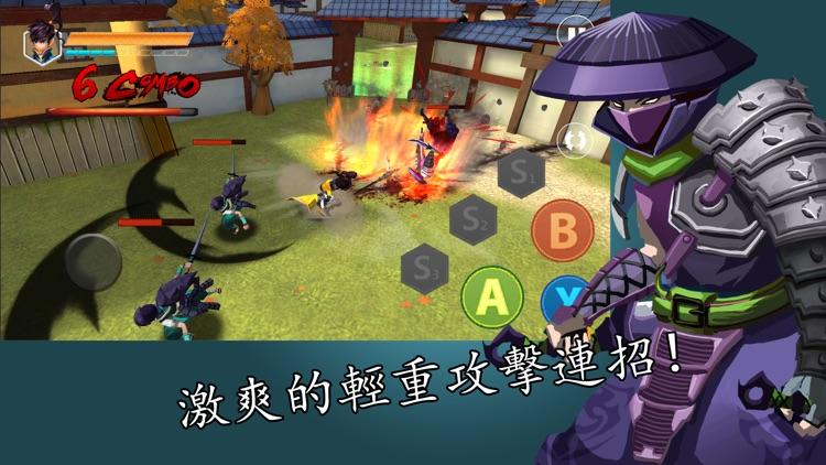 神捕-動作武俠ARPG screenshot-0