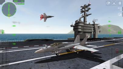 F18 Carrier Landing screenshot 1