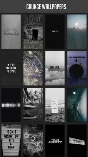 Grunge Wallpapers En App Store
