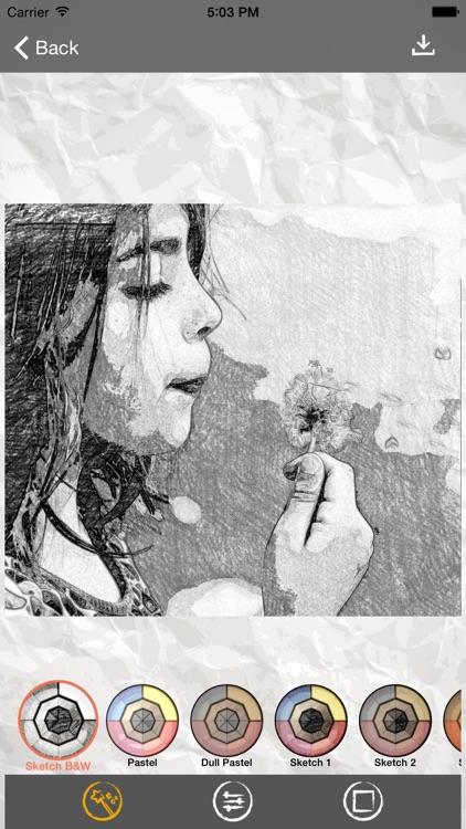 Sketch Me! Sketch&Cartoon