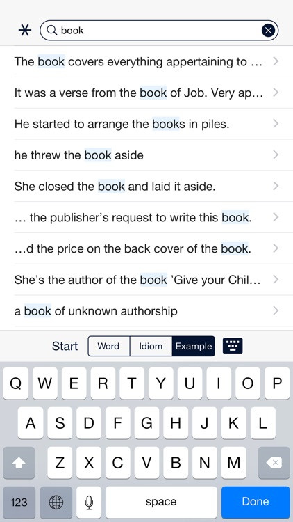 Collins Dictionary+Thesaurus screenshot-3