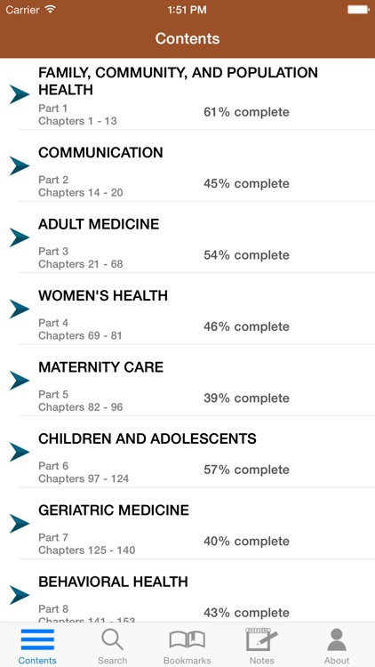 Swanson's Family Medicine Review, 7th Edition screenshot-1