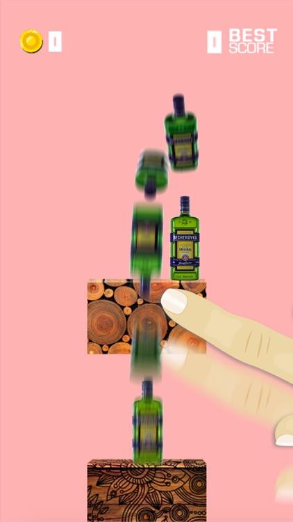 Wine Bottles Flip - Endless Challenge Pro