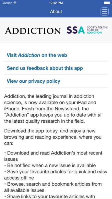 Addiction Journal