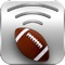 """#1 Pro Football & College Football Radio App"""