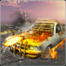 3D Car Race : Fearless Death Race