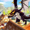 Dragon Coward - Fierce Dragon Destroyed The Town ! - iPhoneアプリ
