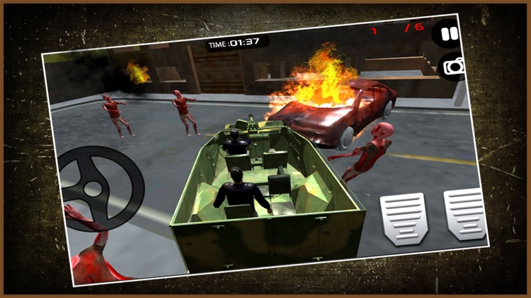 Zombie Killer Simulator 3D screenshot-4