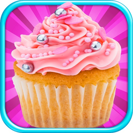 Cupcakes: Valentine's Day - Kids Cooking Games