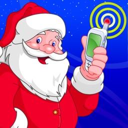 Père Noël - Santa's Magic Phone - French