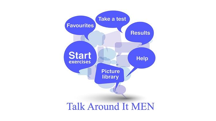 Talk Around It Men (Speech & Language Therapy App) screenshot-4