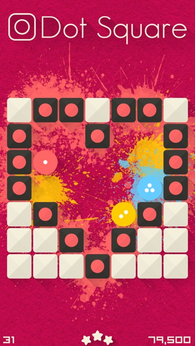 Screenshot #7 for Dot Square