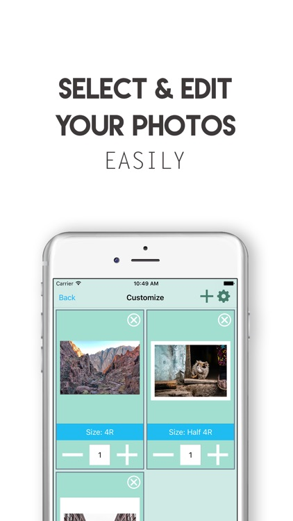 Print For Fun Photo Prints App