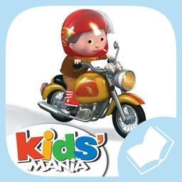Mike's motorbike - Little Boy