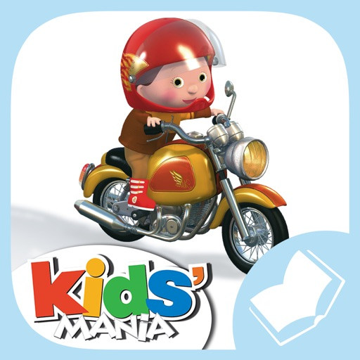 Mike's motorbike - Little Boy